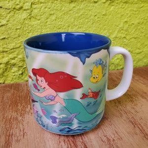 Disney | The Little Mermaid Vintage Coffee Mug Cup